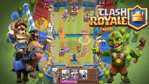Геймплей Clash Royale 7